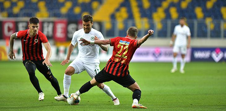 Gençlerbirliği: 2-İttfak Holding Konyaspor'umuz: 1