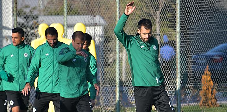 Takımımızda Gaziantep FK maçı hazırlıkları başladı