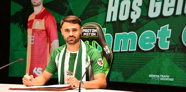 İttifak Holding Konyaspor'umuzda çifte imza