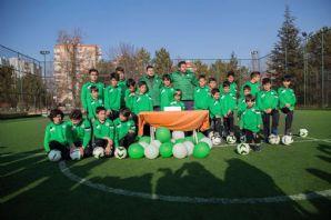 Konyasporlu yeni nesiller yetişiyor
