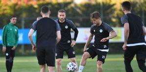 İttifak Holding Konyaspor'umuzda F.T. Antalyaspor maçı hazırlıkları başladı