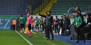 Teknik Direktörümüz İlhan Palut Rizespor maçı sonrası açıklamalarda bulundu