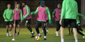 Atiker Konyaspor'umuzda Kasımpaşa maçı hazırlıkları başladı