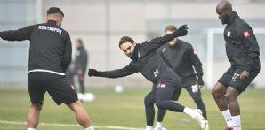 Takımımız Göztepe maçının son çalışmasını yaptı