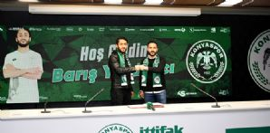 Kulübümüz Barış Yardımcı ile sözleşme imzaladı