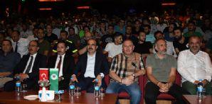 Yönetim Kurulumuz Nalçacılılar Taraftarlar Derneği'nin istişare toplantısına katıldı