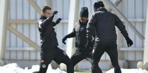 İttifak Holding Konyaspor'umuz Antalyaspor maçı hazırlıklarına başladı