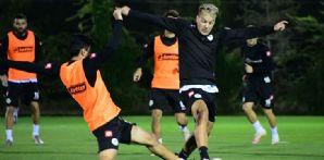 İttifak Holding Konyaspor'umuz Beşiktaş maçı hazırlıklarına başladı