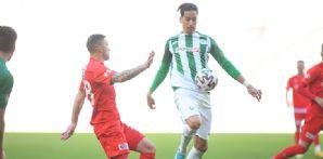 İttifak Holding Konyaspor'umuz sahasında Gaziantep FK ile berabere kaldı