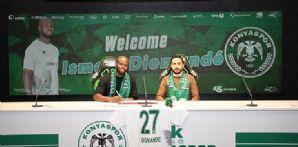Ismael Diomande İttifak Holding Konyaspor'umuzda