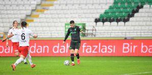 İttifak Holding Konyaspor'umuz Ziraat Türkiye Kupası'nda çeyrek finalde