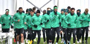 İttifak Holding Konyaspor'umuzda Gençlerbirliği maçı hazırlıkları başladı