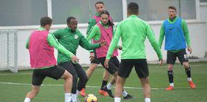 Atiker Konyaspor'umuzda Ç.Rizespor maçı hazırlıkları başladı