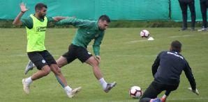 Konyaspor'umuz günü iki antrenmanla tamamladı