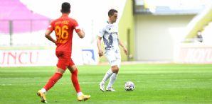 İttifak Holding Konyaspor'umuz: 0  H.K.Kayserispor: 0