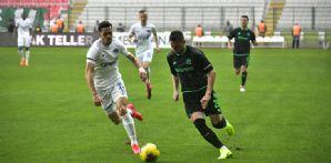 İttifak Holding Konyaspor'umuz Kasımpaşa ile berabere kaldı