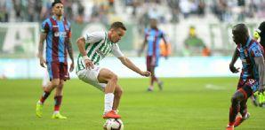 Atiker Konyaspor'umuz Trabzonspor ile 2-2 berabere kaldı