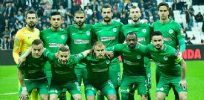 Atiker Konyaspor'umuz Beşiktaş'a uzatmalarda yediği golle mağlup oldu