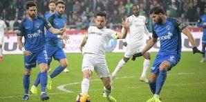 Atiker Konyaspor'umuz 33.haftada Kasımpaşa'ya konuk olacak