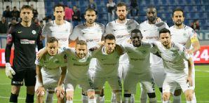 Atiker Konyaspor'umuz 33.hafta maçında Kasımpaşa ile 1-1 berabere kaldı