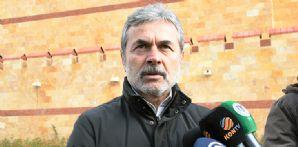 Teknik Direktörümüz Aykut Kocaman basın mensuplarının sorularını cevapladı