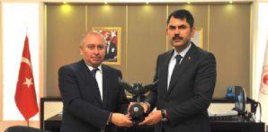 Sayın Bakanımız Murat Kurum'un sonuna kadar yanındayız!