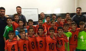 U13 Takımımız yenilgisiz Konya şampiyonu oldu