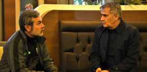 A Milli Takım Teknik Direktörü Şenol Güneş İttifak Holding Konyaspor'umuzun kampını ziyaret etti