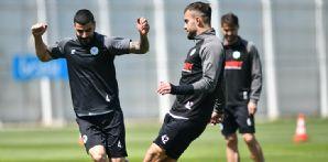 Süper Lig 32. Hafta Maçı: B.B. Erzurumspor-İttifak Holding Konyaspor'umuz