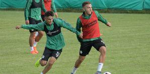 Çok çalışarak A Takım seviyesinde Konyaspor formasını giymek istiyorum
