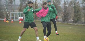 Atiker Konyaspor'umuzda Göztepe maçı hazırlıkları başladı
