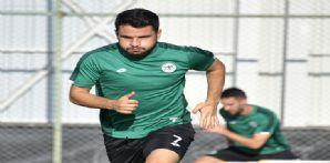 Konyaspor'umuz Y.Denizlispor maçı hazırlıklarını sürdürdü