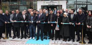 Muhammed Yürükuslu Spor Tesisleri Törenle Açıldı