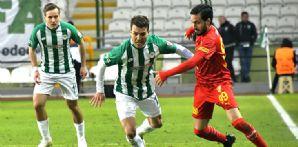 İttifak Holding Konyaspor'umuz 1 - 3 Göztepe