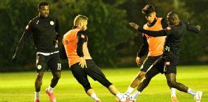 İttifak Holding Konyaspor'umuz hazırlıklarına devam ediyor