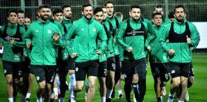 İttifak Holding Konyaspor'umuzun Antalya devre arası kampı başladı
