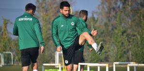 İttifak Holding Konyaspor'umuzda Beşiktaş maçı hazırlıkları yeniden başladı