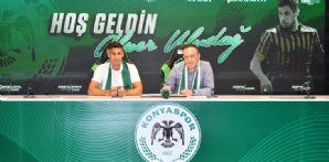 Alper Uludağ Konyaspor'umuzda...