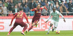 Takımımız 23.haftada karşılaştığı İ.M.Kayserispor'a 1-0 kaybetti