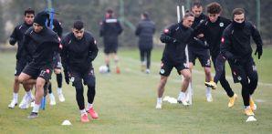 Takımımız HK Kayserispor maçı hazırlıklarına başladı