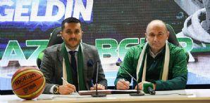 Aziz Bekir Konyaspor'umuzda!