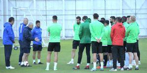 Takımımız Ç.Rizespor maçı hazırlıklarına devam etti