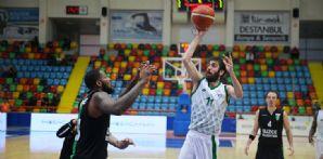 Konyaspor Basketbol Takımımız Yarı Finalde