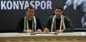 Sinan Eid Konyaspor Basketbol Takımımızda!