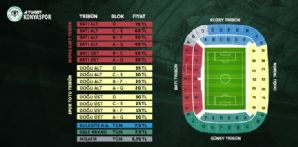 Akhisarspor maçı biletleri satışa çıkıyor