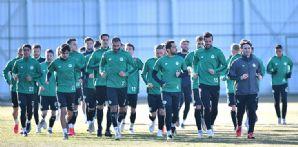İttifak Holding Konyaspor'umuz Y. Malatyaspor maçı hazırlıklarına başladı