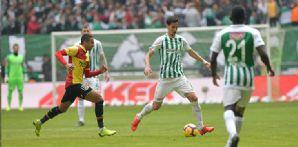 Atiker Konyaspor'umuz 24.hafta maçında Göztepe ile 1-1 berabere kaldı