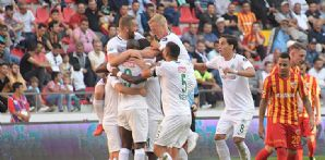 Atiker Konyaspor'umuz 23.haftada İ.M. Kayserispor'u konuk edecek