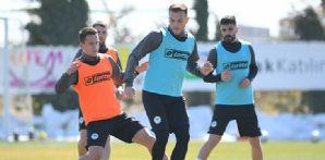 İttifak Holding Konyaspor'umuzda M. Başakşehir maçı hazırlıkları başladı