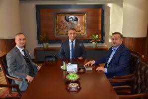 Karatay Belediye Başkanı Mehmet Hançerli'yi Ziyaret Ettik